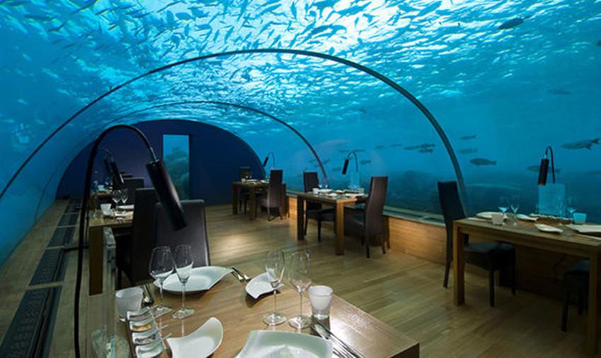 马尔代夫海底餐厅攻略介绍